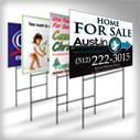 Yard & Real Estate Signs