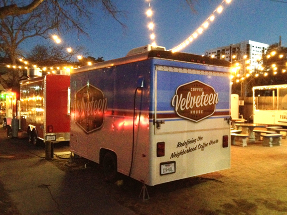 Velveteen Coffee House Food Truck